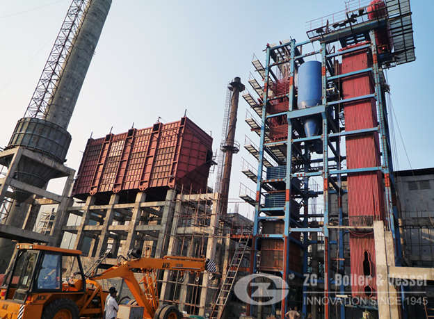 Circulating Fluidized Bed Combustion Boilers