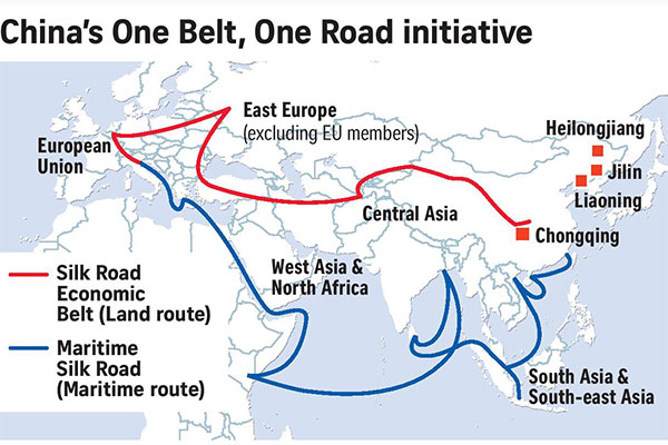 Opportunity of One Belt, One Road: ZBG Is  Going Out