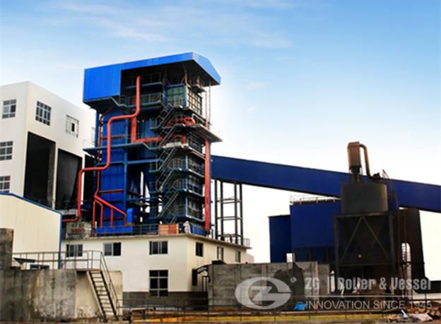 CFB Power Plant Boiler