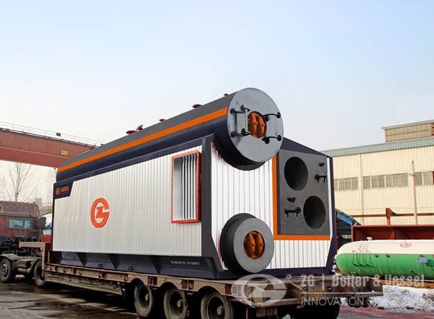 Water Tube Steam Boiler