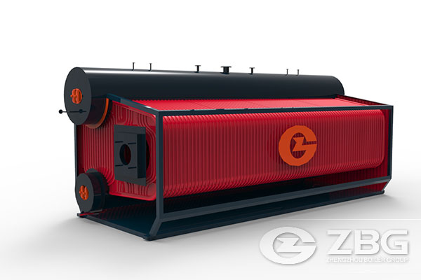 20 ton Low NOx OIl Gas Boilers