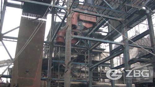 12MW coal fired power plant boiler for sugar mill in India