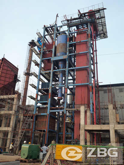 30t CFB Steam Boiler for Textile Industry in Pakistan