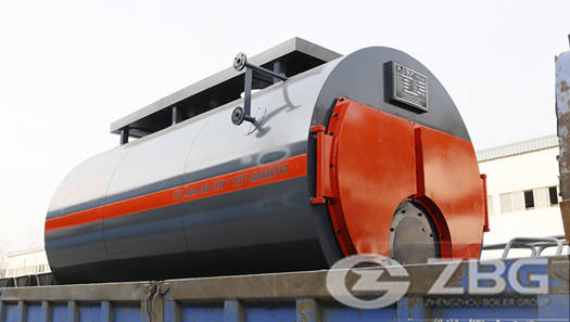 3 ton LPG steam boiler in Bengal for beverage factory