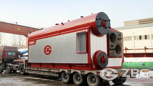 Steam Boiler for Microbrewery