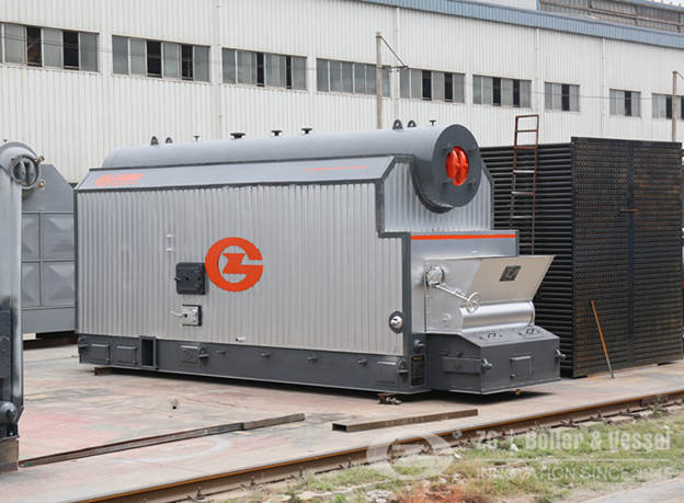 Chain Grate Steam Boiler