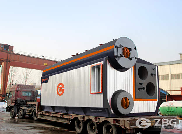 High Quality Oil Fired Steam Boiler