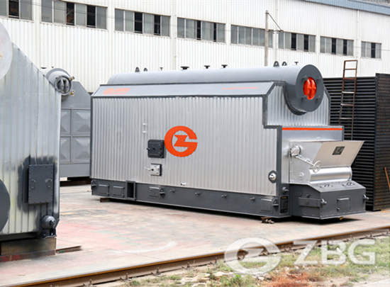 Palm Kernel Shells Steam Boiler