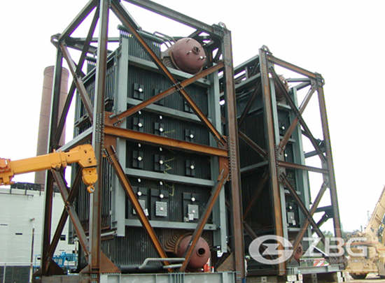 Metallurgical Waste Heat Boiler
